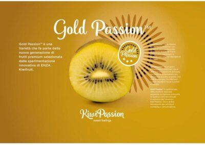 Kiwi Gold Passion